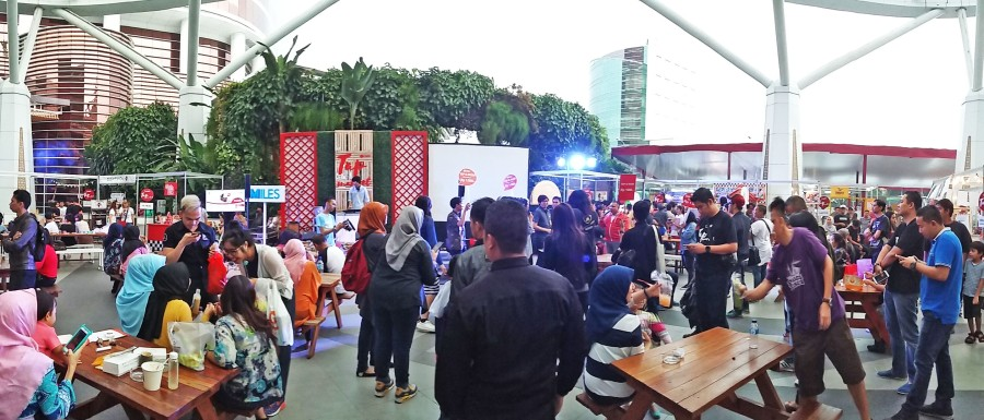 tap market Bandung 2